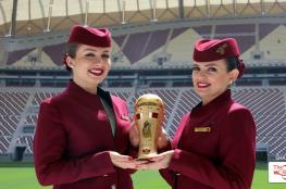 """""""فيفا"""" يفجر مفاجأة بشأن استضافة قطر مونديال 2022"""