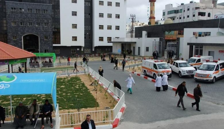 """مستشفى """"المُطَّلع"""" بالقدس يرسل وفداً طبياً ومستلزمات إلى قطاع غزة"""