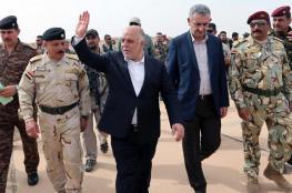 """العبادي في ذكرى تحرير الموصل: سنلاحق خلايا """"داعش"""" حتى خارج العراق"""