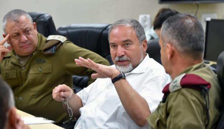 ليبرمان لغزة : هل تريديون المساعدات ؟ اطردوا حماس