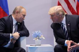 """ترامب يؤكد أنه على """"تفاهم كبير"""" مع بوتين"""