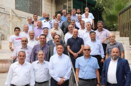 وفد من رجال الأعمال المقدسيين يزور كهرباء القدس ويؤكد وقوفه معها في ظل الأزمة الحالية