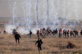12 إصابة بمواجهات اندلعت شرق وشمال قطاع غزة اليوم