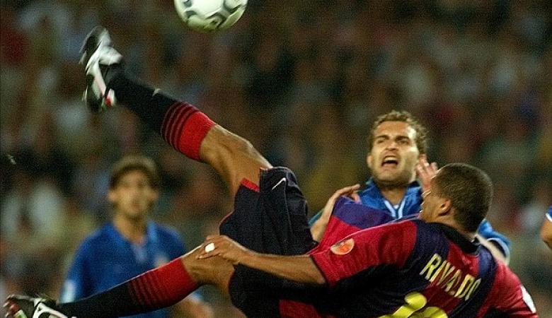 شاهد ...اجمل 25 هدف في تاريخ كرة القدم