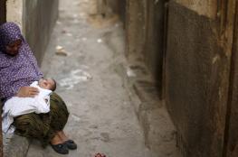 20 وفاة لكل ألف مولود في قطاع غزة