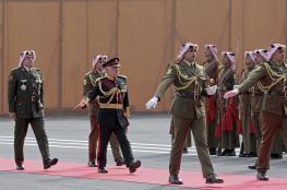 فلسطين  تهنئ الأردن لفرض السيادة على الباقورة والغمر