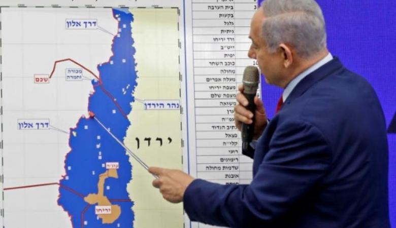 الاتحاد الاوروبي يرفض خطط نتنياهو لضم الضفة الغربية
