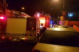 وفاة فلسطينية وابنائها الثلاثة حرقاَ  في القدس