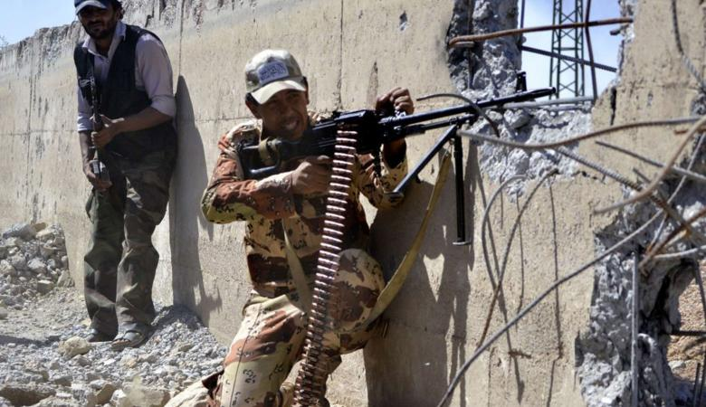مقتل 45 جنديا من النظام في هجوم للمعارضة السورية  بريف دمشق