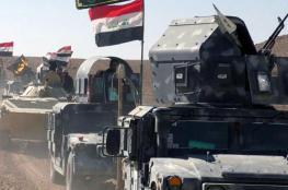 القوات العراقية تهاجم في محيط الموصل