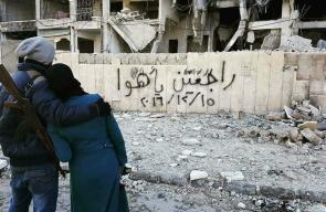 اجلاء اهالي حلب عن مدينتهم بعد اتفاق لوقف اطلاق النار