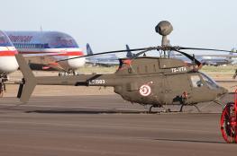 قتلى في سقوط طائرة عسكرية تونسية