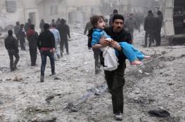 مقتل 192 مدنيا سوريا خلال الشهر الماضي