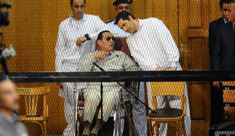 قرار قضائي بالسماح لحفيد مبارك بالسفر إلى خارج البلاد