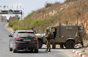 الاحتلال يواصل محاصرة بلدات وقرى شمال غرب القدس لليوم الثاني على التوالي