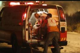اصابة فتاة بجروح خطيرة بعد سقوطها من الطابق السابع في الرام