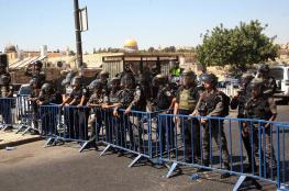 """الاردن : """"على اسرائيل وقف تصعيدها في القدس """""""