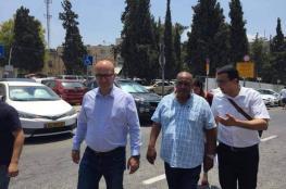 الاحتلال يفرج عن وزير القدس فادي الهدمي