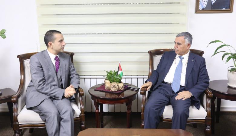 حسين الأعرج يشيد بمواقف تركيا الداعمة لفلسطين