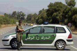 الجزائر تعلن الاطاحة بشبكة جواسيس تتبع للموساد الاسرائيلي