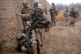 """قوات """"المارينز"""" الأميركية تعلن حالة الطوارئ بالسفارات الأميركية في الشرق الأوسط"""