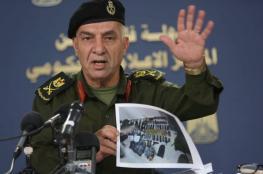 الضميري : لا صفقات  مع قتلة الامن في نابلس