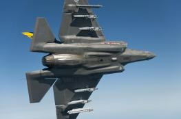 """أميركا تزود اسرائيل 50 طائرة من نوع F35 """" الفتاكة"""