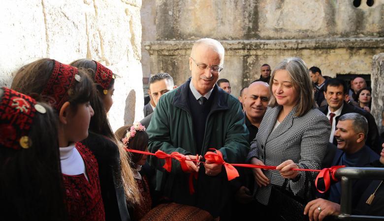 الحمد الله: على المجتمع الدولي ومؤسساته حماية حقوقنا الأثرية