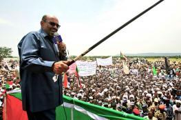 """السودان يعلن موعد احالة """"البشير """" التى المحاكمة"""