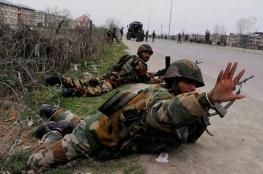 مقتل 8 جنود هنود في اشتباكات بكشمير