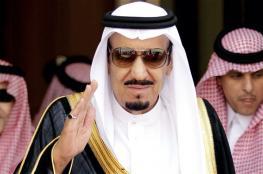"""الملك سلمان : الهجمات على آرامكو """"اجرامية وتستهدف امن المنطقة """""""