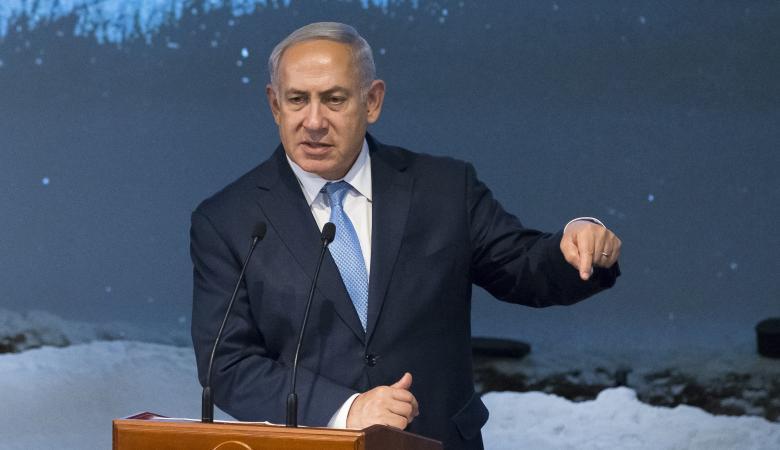 """نتنياهو يطالب الامم المتحدة بفرض عقوبات قاسية على """"حزب الله """""""