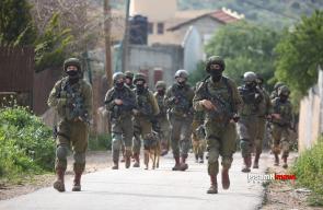قوات اسرائيلية تواصل البحث عن منفذ عملية سلفيت