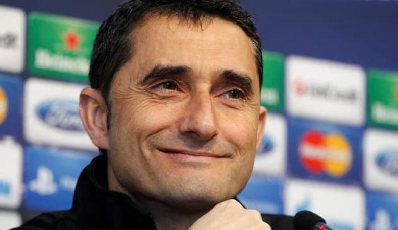 """مدرب برشلونة معلقا على الهزيمة  : """"استحقوا الفوز """""""