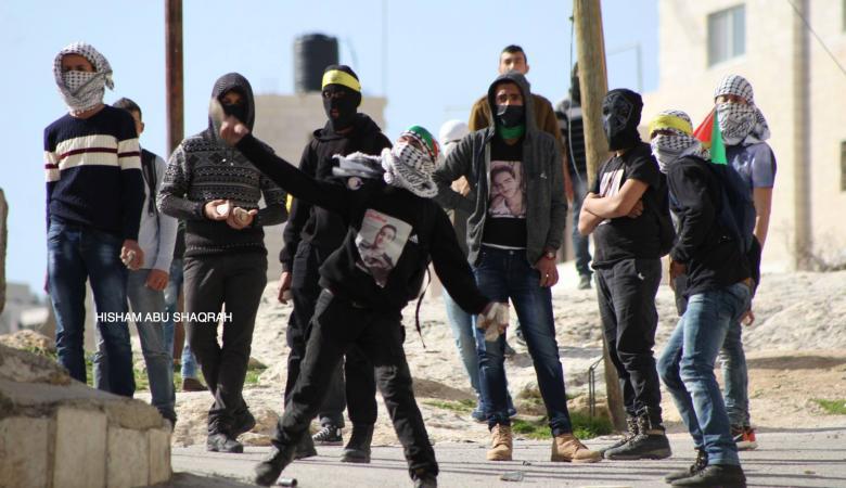 الاحتلال يعتقل خمسة فتية من بلدة تقوع شرق بيت لحم
