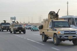 مصر تعلن عن استهداف عشرات المواقع وقتل 12 ارهابياً في سيناء