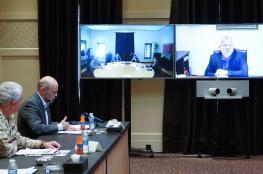 """العاهل الأردني يعقد اجتماعا لمتابعة إجراءات التعامل مع """"كورونا"""""""