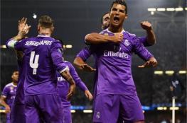 ريال مدريد يسحق يوفنتوس ويفوز بدوري أبطال أوروبا