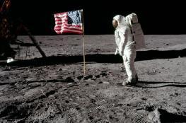 هذا مصير أول علم أميركي على القمر