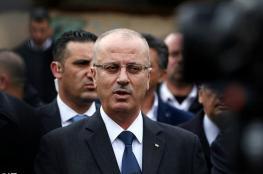 """الحكومة تقرر اعادة """" 50 """" ميغاواط من الكهرباء الى قطاع غزة"""