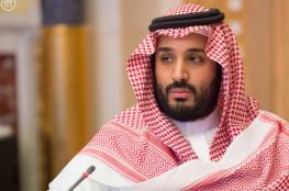 مباحثات بين الرئيس وولي العهد السعودي حول عملية السلام
