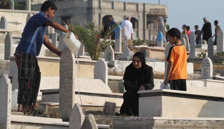 حكم زيارة القبور في الاعياد