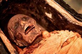 شاهد ..مومياء مصرية تتحدث بعد 3 آلاف عام على تحنيطها