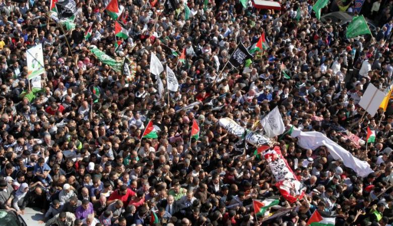 الاحتلال يقرر تسليم جثامين 7 شهداء من الخليل غدا
