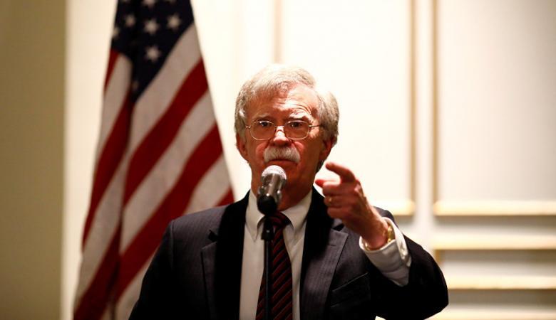 بولتون يجدد هجومه على الرئيس الفنزويلي