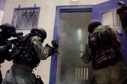 """قوات القمع تقتحم قسم 4 في """"نفحة"""""""