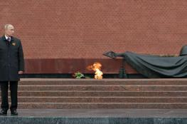روسيا : بوتين يدرس تغيير الدستور لتولي فترة رئاسية جديدة