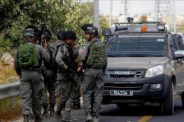 """الاحتلال يعتقل """"14 """" مواطناً  من الضفة الغربية"""