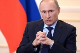 بوتين يأمر الاستخبارات بتغزيز الاجراءات الامنية بعد اغتيال السفير الروسي