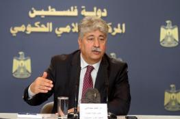 مجدلاني: القيادة تتابع مع مصر وقف التصعيد في غزة